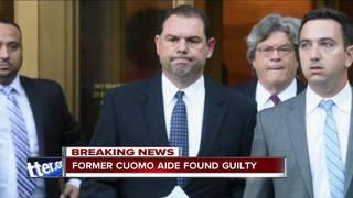 Joseph Percoco sentenced to six years in jail