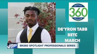 BN360 Spotlight Professional: De'yron Tabb