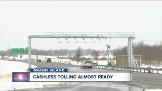 Cashless tolls to start on March 29th