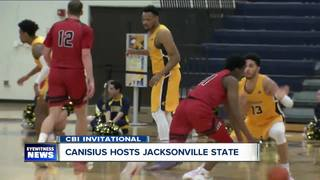 Seasons end for Canisius, Niagara in...