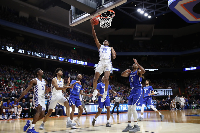 NCAA Second Round Kentucky vs. Buffalo: Preview and Prediction