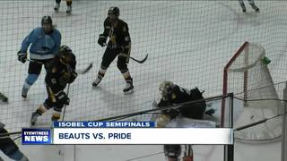 Beauts to play for another Isobel Cup