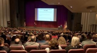 UB hosted school safety summit