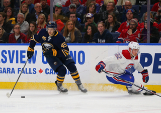 5 Observations: Sabres shut out by Canadiens 3-0