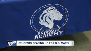 Students gearing up for March for Life