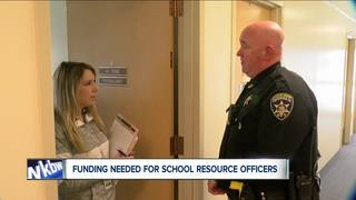 More funding needed for School Resource Officers