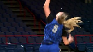 UB women's basketball getting help from Down...