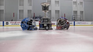 Beauts fall to Riveters in Isobel Cup Final