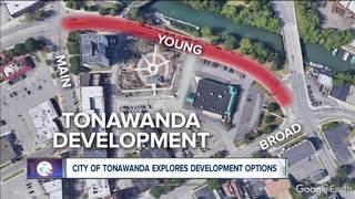 Mini Canalside being built in Tonawanda?