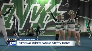 WNY cheer program promotes safety, inclusiveness