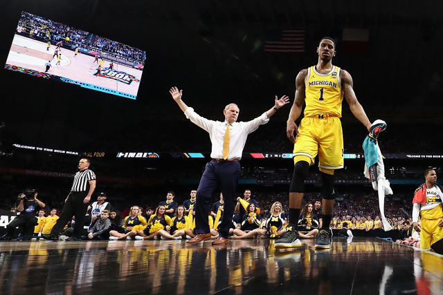 March Madness: Michigan hopes to end Loyola-Chicago's run in Final Four