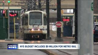Buffalo light rail gets funding in NYS budget