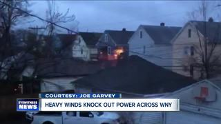 More than 20,000 people without power in WNY