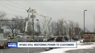 Officials critical of NYSEG response to outages