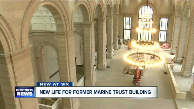 new life for former marine trust building