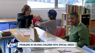 Problems in helping children with special needs