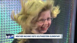 Weather Machine at Southwestern