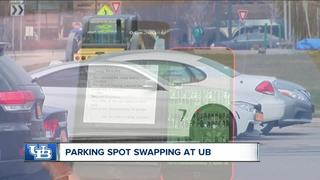 There is now an app for parking at UB