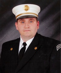 Firefighters mourn loss of chief