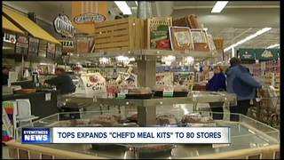 Tops expands meal kit line