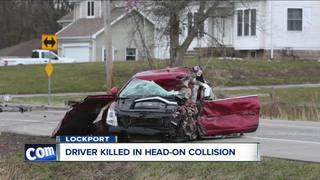 Deputies probe deadly head-on Lockport crash