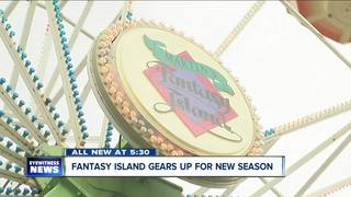 Fantasy Island opens in 15 days