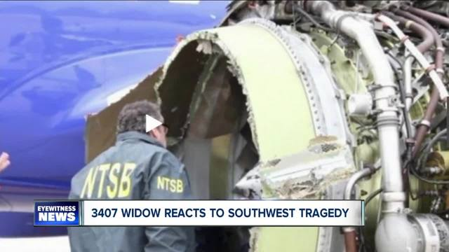 Southwest Airlines Plane Accident, 1 Women Killed
