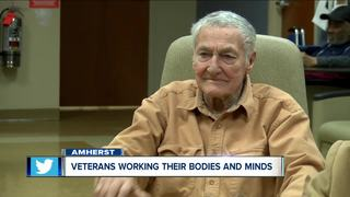 VA program in Amherst exercises body and mind