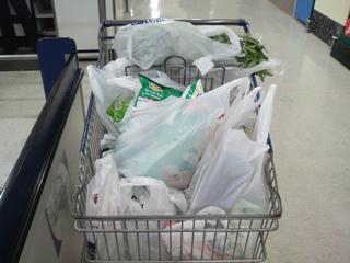 Cuomo drafts plastic grocery bag ban