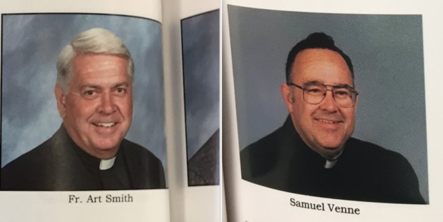 Two more Buffalo priests suspended for sex abuse