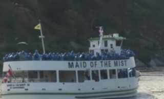 Maid of the Mist prepares to open for the season