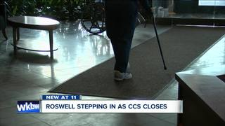 Roswell to help former CCS patients
