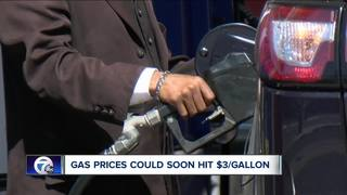 Will high gas prices affect your summer travel?