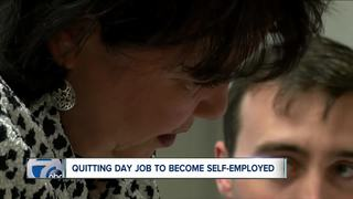 One-third of NY workers want to be self-employed