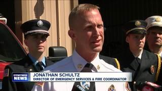 Fire departments seek volunteer firefighters