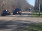Hazmat crews respond to scene on Grand Island
