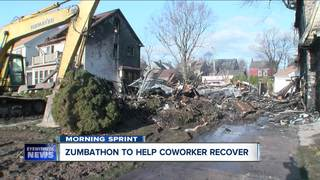 Zumbathon to help family who lost house