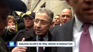 Corruption retrial begins for Sheldon Silver