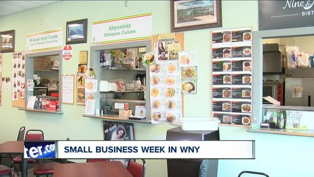 55th annual National Small Business week kicks off