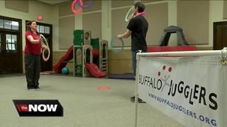 Buffalo Jugglers still defying gravity