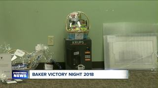 Big day for Baker Victory Services
