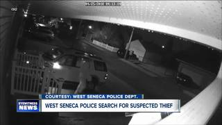 West Seneca Police search for suspected thief