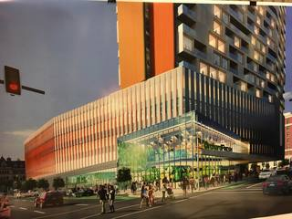 Plan for downtown grocery store moves forward