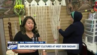 100 things to do in Buffalo: West Side Bazaar