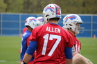 Joe B: 7 observations from Bills minicamp, Day 2