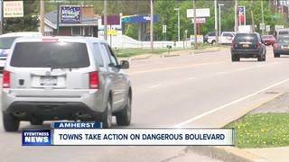 Towns take action on dangerous boulevard