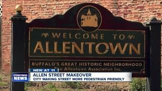 Allen St. sidewalks to get upgrade