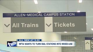 NFTA want to turn rail stations into mixed-use