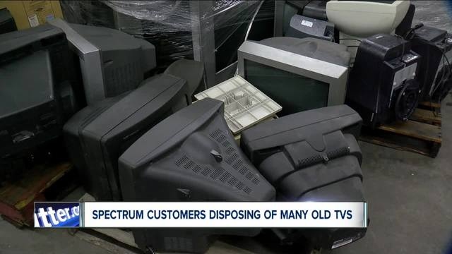 Spectrum Digital Switch What To Do With Old Televisions