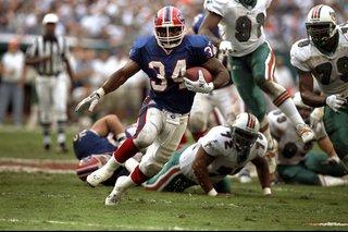 Bills to retire Thurman Thomas' No. 34 jersey